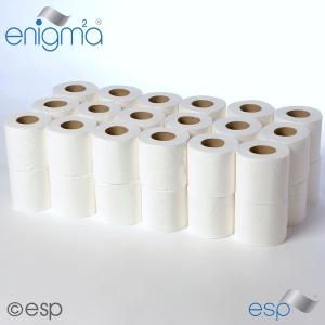 4 Pack Standard Toilet Tissue