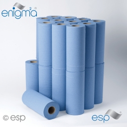 Hygiene Roll (Blue 250mm)