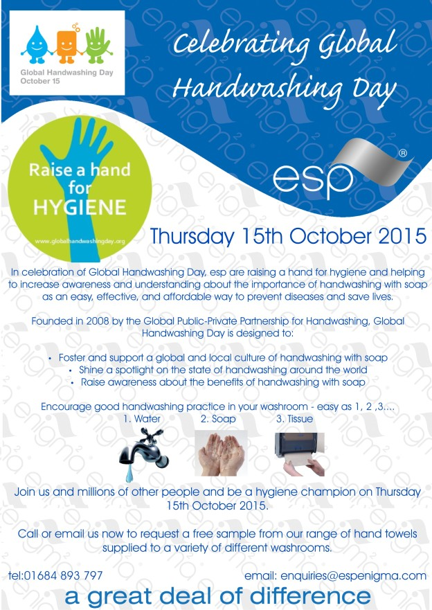 Global Handwashing Day 2015 2nd