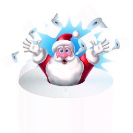 Santa and Loo Roll