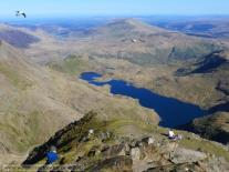 Snowdon Summit View